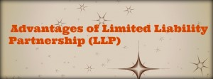Advantages of LLP