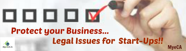 Legal Compliances for startups India