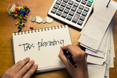 Tax planning in India